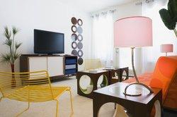 Wohnungen mit 3 Zimmern bieten viel Platz.