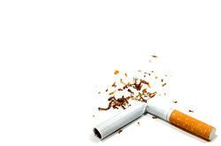 Gewerblich eingeführte Zigaretten werden vernichtet.