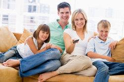 HD-Fernsehen liefert ein Bild in hochauflösender Qualität.