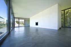 Beton Ciré ist ein moderner Wohnraumboden mit Stil.