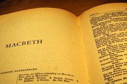 Die Literatur liefert Beispiele für Anaphern.