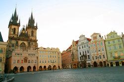 Prag ist von München aus gut zu erreichen.