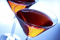 Martini Rosso ist ein Wermut.