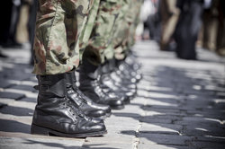 Die Truppen des KSK müssen eine überdurchschnittliche Eignung besitzen.