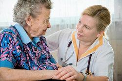In der Pflege haben Sie einen schweren und anspruchsvollen Beruf gefunden.