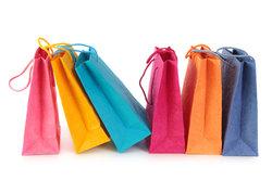 Farbenfroh - aber nicht immer ganz pflegeleicht: Taschen