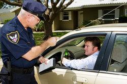 Fahrverbot gilt an einem Stück.