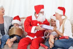Zum Nikolaus ist Kreativität gefragt.