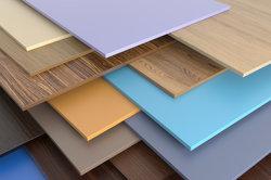 Spanplatten kommen in jedem Haushalt in unzähligen Varianten vor.