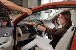 Beim Autoverkauf müssen Sie sich absichern.