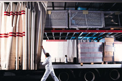 Das Bestellpunktverfahren wird in der Logistik sehr häufig angewandt.