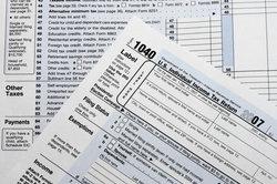 Finanzwirte kennen sich gut mit Steuerformularen aus.