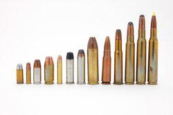 Patronen, Projektile und andere Munition