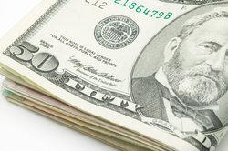 In Amerika wird mit Dollar gezahlt.