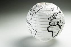 Der Handel wird zunehmend international.