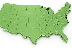 Die USA bieten eine Reihe an wirtschaftlich starken Regionen.