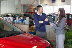 Gebrauchtwagen von VW sind relativ wertstabil.