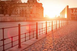Im Bundestag werden die Weichen für die Zukunft Deutschlands gestellt.