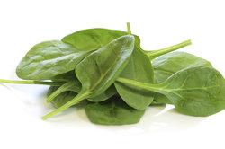 Spinat ist in seinem Urzustand nicht für jeden gleich erkennbar.