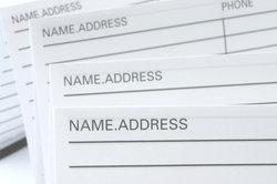 Beim Herausfinden von Telefonnummern und Namen hilft Ihnen das Internet.