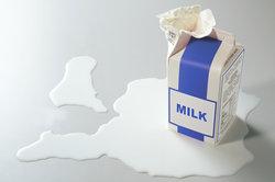 Milch ist eine Emulsion.