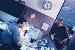 Drucker gehören in jedes Büro.