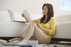 Bei Rechnungen kann oft Skonto abgezogen werden.
