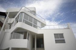 Bei einem Grundstückskauf können Sie mehr absetzen, wenn Sie das Haus zuerst vermieten.