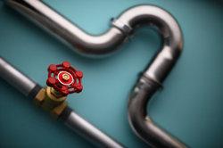 Wasserleitungen können selbst repariert werden