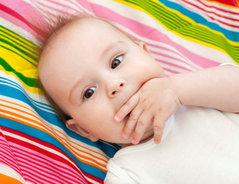 Baby Daumenlutschen Verhindern