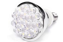 LEDs sollen schädlich für die Augen sein.