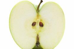 Apfelkerne haben Potenzial.