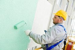 Ein neuer Farbanstrich schützt Ihr Gebäude.