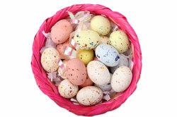 Ostern in der Kinderkrippe gehört einfach dazu.