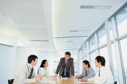 Vorstand und Aufsichtsrat sind wichtige Gremien eines Unternehmens.