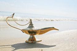 Magic Sand bedarf keiner Magie bei der Herstellung.
