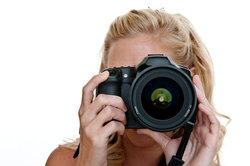 Beim Fotografieren können gute Kameras helfen.