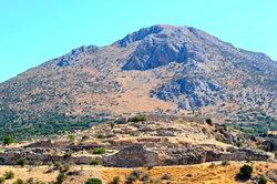 Durch solche Landschaften zog Agamemnons Sohn Orest auf seiner Flucht vor den Furien.