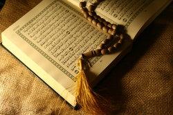 Der Koran - die Heilige Schrift des Islam.
