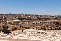 Die Stadt Jerusalem war Schauplatz vieler Kreuzzugskämpfe.