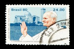 Papst Johannes Paul II. blieb bis zu seinem Tod im Amt.