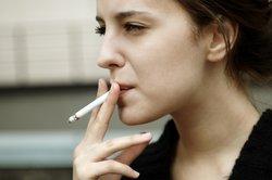 Für das Rauchen gibt es unterschiedliche Techniken.