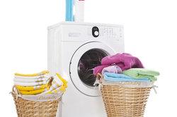 Eine Waschmaschine sollte effizient sein.