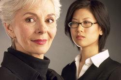 Betriebsrätinnen haben Mitbestimmungs- und Mitwirkungsrechte.