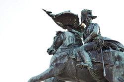 Der französische Kaiser Napoleon Bonaparte führte das Kontinentalsystem ein.