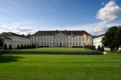 Amt des Bundespräsidenten, Schloss Bellevue in Berlin