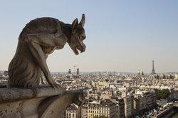 Gargoyle - steinerner Wächter und Beschützer