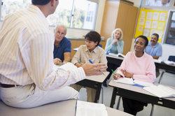 Richtziele werden mitunter im pädagogischen Bereich festgelegt.