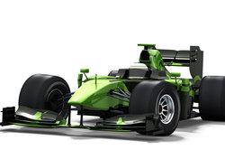 Ein Formel-1-Auto ist ein rollendes Hightech-Produkt