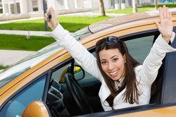 Für das Auto ist der Führerschein Klasse B notwendig.